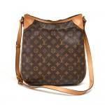 Louis Vuitton Odeon MM Monogram Canvas Shoulder Bag