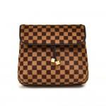 Louis Vuitton Gazelle Damier Sauvage Calf Hair Mini Bag - 2000 Limited