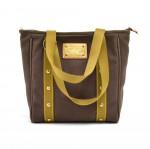 Louis Vuitton Cabas MM Brown & Khaki Antigua Canvas Tote bag -  2006 Limited