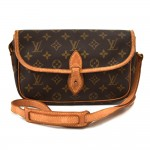Vintage Louis Vuitton Gibeciere PM Monogram Crossbody Bag