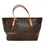 Louis Vuitton Raspail MM Monogram Canvas Large Tote Bag