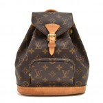 Vintage Louis Vuitton Mini Montsouris Monogram Canvas Backpack Bag
