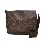 Louis Vuitton Beaubourg MM Monogram Canvas Messenger Bag