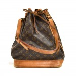 Vintage Louis Vuitton Noe Large Monogram Canvas Shoulder Bag