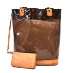 Louis Vuitton Sac Ambre MM Monogram Vinyl Tote Handbag - 2003 Limited