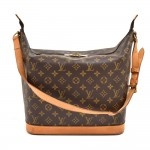 Louis Vuitton Sharon Stone Amfar Three Monogram Canvas Shoulder Bag