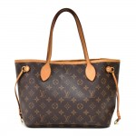 Louis Vuitton Neverfull PM Monogram Canvas Shoulder Tote Bag