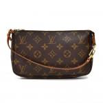Vintage Louis Vuitton Pochette Accessoire Monogram Canvas Handbag