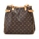 Louis Vuitton Batignolles Vertical Monogram Canvas Shoulder Bag