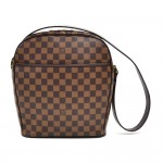 Louis Vuitton Ipanema PM Ebene Damier Canvas Shoulder Bag