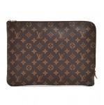 Louis Vuitton Etui Voyage MM Monogram Canvas Travel Case Clutch