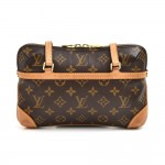 Louis Vuitton Mini Coussin Monogram Canvas Shoulder Bag