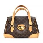 Louis Vuitton Beverly GM Monogram Canvas Shoulder Bag