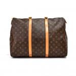 Louis Vuitton Sac Flanerie 45 Monogram Canvas Shoulder Bag