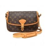 Louis Vuitton Sologne Monogram Canvas Shoulder Bag