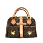 Louis Vuitton Manhattan GM Monogram Canvas Handbag