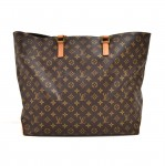 Vintage Louis Vuitton Cabas Alto XL Monogram Canvas Tote Bag
