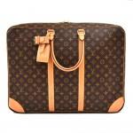 Vintage Louis Vuitton Sirius 24 Heures Monogram Canvas Travel Bag