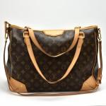 Louis Vuitton Estrela MM Monogram Canvas Large Shoulder Bag
