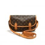 Vintage Louis Vuitton Sac Gibeciere MM Monogram Canvas Messenger Shoulder Bag