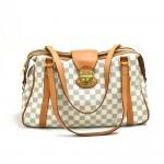 Louis Vuitton Stresa PM Damier Azur Canvas Shoulder Bag