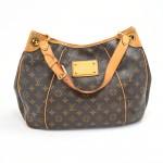 Louis Vuitton Galliera GM Monogram Canvas Tote Shoulder Bag