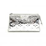 Louis Vuitton Mirror Miroir Trousse Silver Metallic Mini Bag
