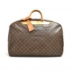 Vintage Louis Vuitton Alize 1 Poche Soft Sided Suitcase Travel Bag