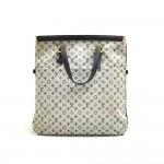 Louis Vuitton Francoise Khaki Mini Monogram Canvas Tote Bag