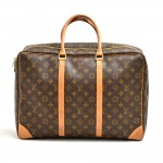 Louis Vuitton Sirius 45 Monogram Canvas Travel Bag