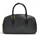 Louis Vuitton Jasmin Black Epi Leather Handbag