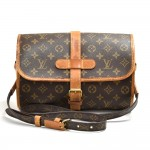 Louis Vuitton Marne Monogram Canvas Shoulder Bag