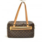 Louis Vuitton Cite GM Monogram Canvas Shoulder Bag