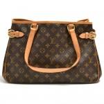 Louis Vuitton Batignolles Horizontal Monogram Canvas Shoulder Bag