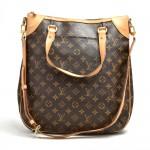 Louis Vuitton Odeon GM Monogram Canvas Bag+ Strap