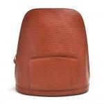 Vintage Louis Vuitton Gobelins Brown Epi Leather Large Backpack Bag