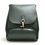 Louis Vuitton Cassiar Green Taiga Leather Large Backpack Bag