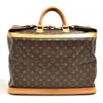 Vintage Louis Vuitton Cruiser 45 Monogram Canvas Travel Bag