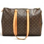 Vintage Louis Vuitton Flanerie Monogram  Canvas Travel Bag