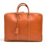 Louis Vuitton Porte Documents Voyage Nomade Leather Briefcase Bag-Rare