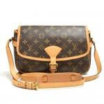 Vintage Louis Vuitton Sologne Monogram Canvas Shoulder Bag