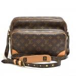 Vintage Louis Vuitton Nil Monogram Canvas Shoulder Bag