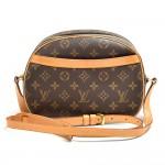 Louis Vuitton Blois Monogram Canvas Shoulder Bag