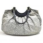 Louis Vuitton Rhapsodie MM Blue Encre Monogram Mini Idylle Canvas Shoulder Hand Bag