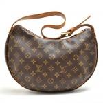 Louis Vuitton Croissant MM Monogram Canvas Shoulder Bag