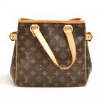 Louis Vuitton Batignolles Vertical Monogram Canvas Shoulder Bag