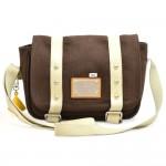 Louis Vuitton Besace PM LV Cup Chocolate Brown Antigua Canvas Messenger Bag