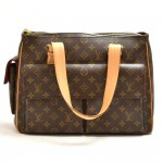 Louis Vuitton Multipli Cite Monogram Canvas Shoulder Bag
