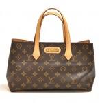 Louis Vuitton Wilshire PM Monogram Canvas Tote Handbag