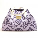 Louis Vuitton Tahitienne Cabas GM Lilac Tote Bag - Limited Edition